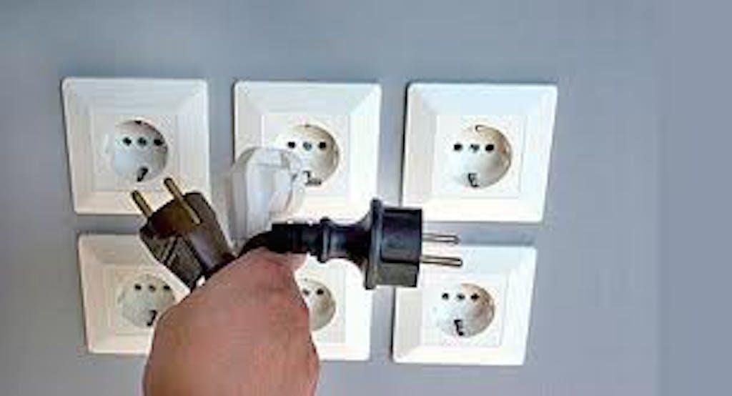 stopcontact aanleggen